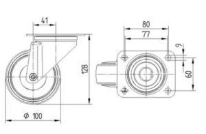 100_mm_wiel_rotor_kar