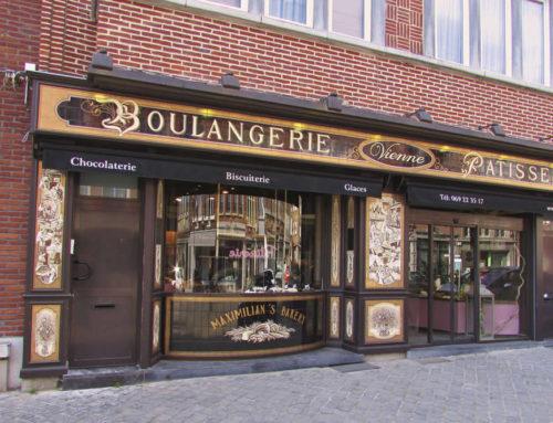 Pâtisserie Vienne – Doornik
