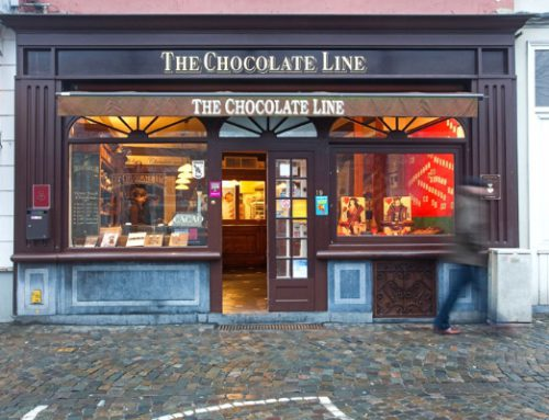 The Chocolate Line – Dominique Persoone